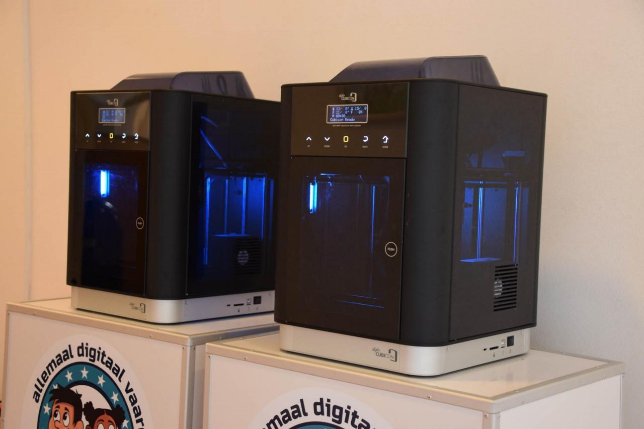 Nieuws-3D-printers