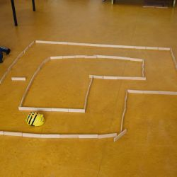 Bee-Bot parcours